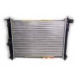 Радіатор охолодження Ланос VORTEX (без кондиціонера)